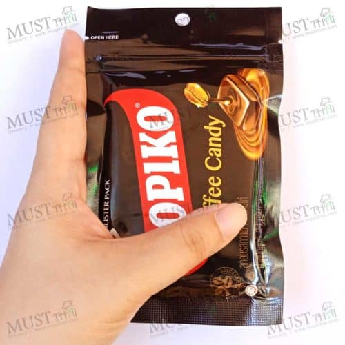 Kopiko Classic Coffeeshot Candy Blister Pack