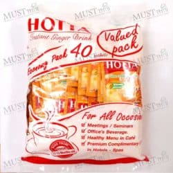HOTTA save pack Original Ginger with Honey Instant Ginger