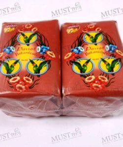 Parrot Botanicals Orange Jessamine Fragrance Bar Soap 4 bar
