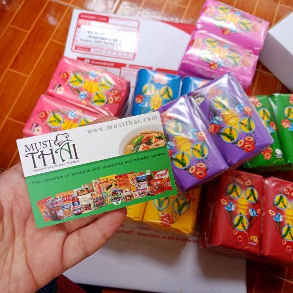 Thai Parrot Botanical Soap Bar