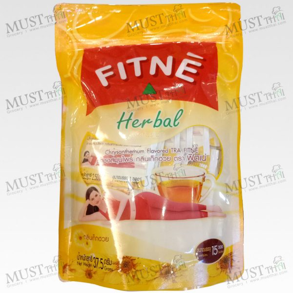 Fitne Herbal Infusion Chrysanthemum Flavored