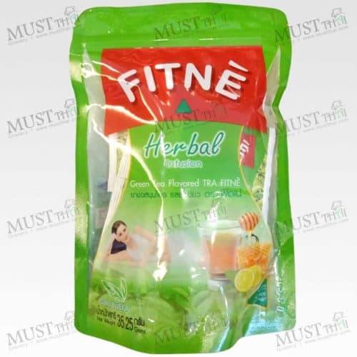 Fitne Herbal Infusion Green Tea Flavored