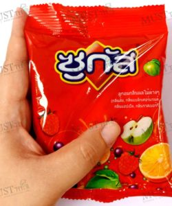 Sugus Assorted Fruit Candy 45 g