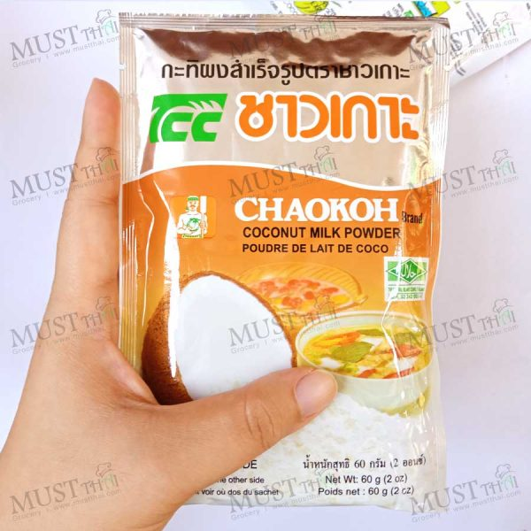 ChaoKoh Coconut Milk Powder 60 g