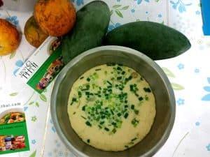 Egg custard / Steamed egg