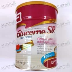 Glucerna SR Triple Care Vanilla Flavor Nutritional Food for People with diabetes 850g