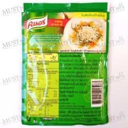 Knorr Instant Jasmine Rice Porridge Pork and Seaweed Flavour 35 g