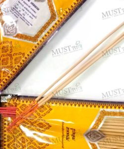 Theppanom incense sticks 8 inches