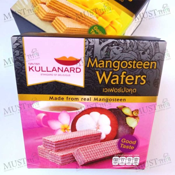 kullanard mangosteen wafers 33g