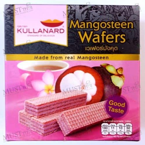 kullanard mangosteen wafers 33g