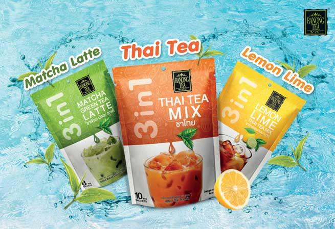 Ranong Tea great taste and freshness