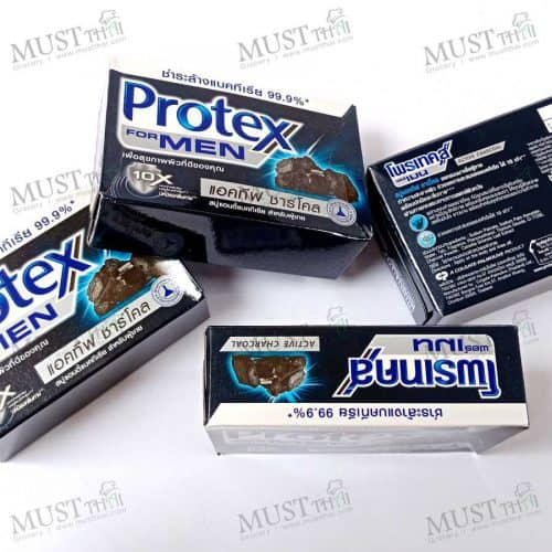 Protex for Men Active Charcoal Anti Bacterial Bar Soap