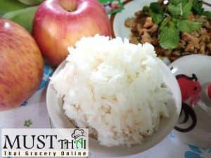 Steamer sticky rice