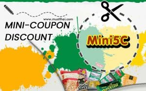 Thai grocery Mini-Coupon
