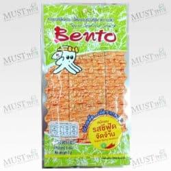 Bento Crispy Squid Super Spicy Seafood 5 g