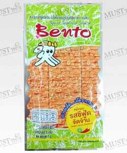 Bento Crispy Squid Super Spicy Seafood 5 g