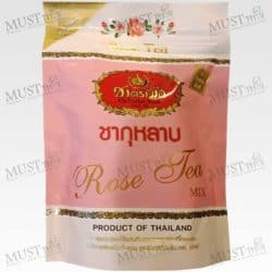 ChaTraMue Organic Rose Tea Mix 30 Tea Bags