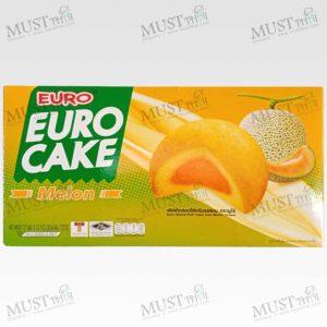 Euro Puff Cake and Melon Cream 17g box of 12