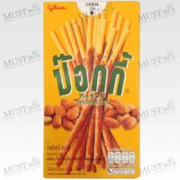 Glico Pocky Almond Taste Biscuit Stick Coated with Almond Flavour