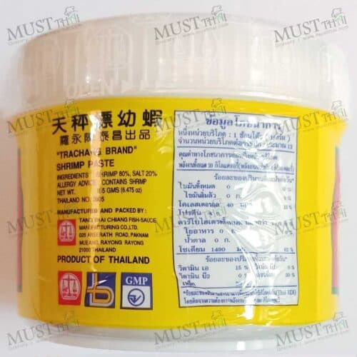Shrimp Paste – Tra Chang 185g
