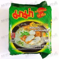 Mama Clear Soup Instant Rice Vermicelli - 55 g (pack of 10)