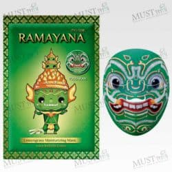 Ramayana lemongrass moisturizing mask