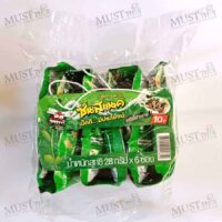 SunSnack Sunflower Seed Nori Seaweed Flavour 28g pack of 6