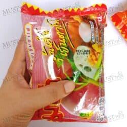 MaMa Instant Bean Vermicelli Noodles Yentafo Flavour 40g