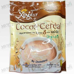 Xongdur Cocoa Cereal Instant 8 Whole Grain Beverage 150g