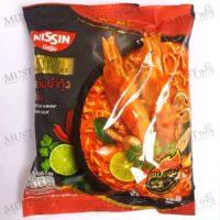 NISSIN Thai Signature Instant Noodles Tom Yum Shrimp Creamy Soup