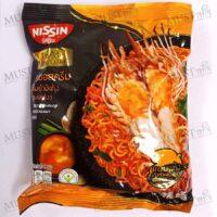 NISSIN Thai Signature Dried Instant Noodles Tom Yum Shrimp Paste Creamy Sauce