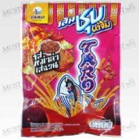 Taro Sauce Coated Fish Snack Mala Sichuan Flavoured 20g