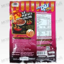 Taro Sauce Coated Fish Snack Mala Sichuan Flavoured 20g