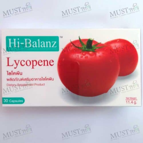 Hi Balanz Lycopene vitamins health,