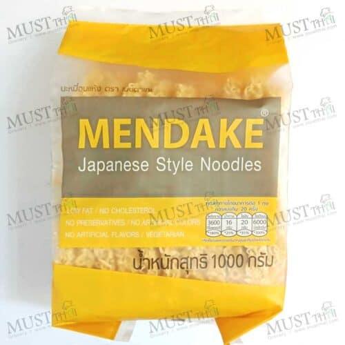 Mendake Japanese Style Vegetarian Instant Noodles