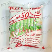 Hotta Instant Ginger Original Formula with Stevia Extract save pack 50 sachets