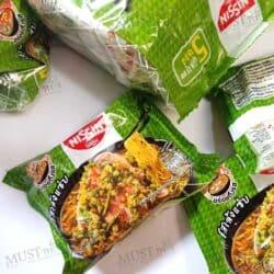 Nissin Leng Sabb Flavour Instant Noodles 60g pack of 5