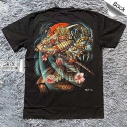 ROCK CHANG, premium-grade T-shirt.