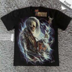 "ROCK CHANG, premium-grade T-shirt ""HD"" products."
