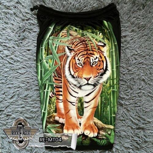 "Shorts Men Casual Style ""Bamboo Tiger"" - Rock Eagle"