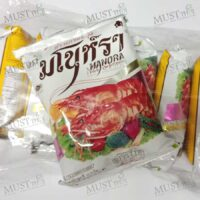 Manora Fried Shrimp Chip 32g pack of 6